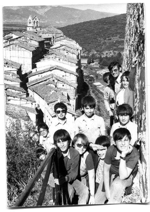 Logroño 78-79 Excursión a Frías-Pancorbo (3)