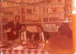 Aurelio, Mikel y Alfonso