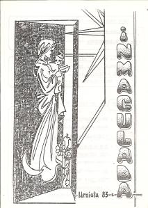 1983 Urnieta Programa La Inmaculada (1)
